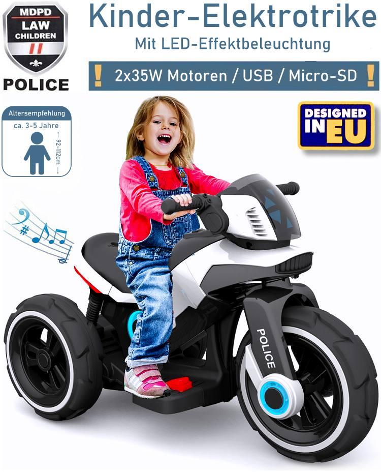Kinder Elektrofahrzeug Elektrisches Motorrad