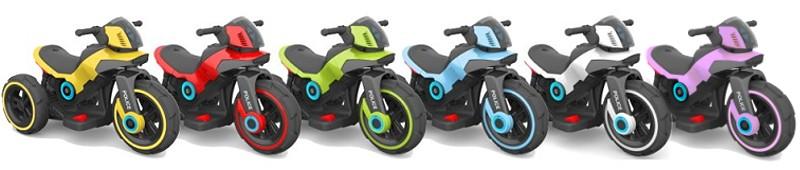 Elektrisches Kindermotorrad E-Trike