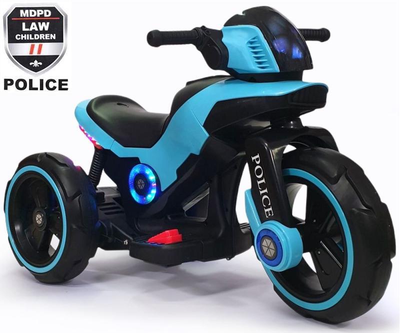 Elektrisches Motorrad für Kinder E-Trike