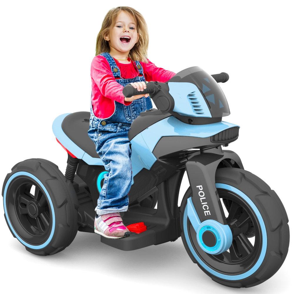 Elektrisches Kinderfahrzeug Kinderfahrzeug Kinderfahrzeug Elektrofahrzeug Motorrad Kinder Trike Akku Batterie f5ca6e