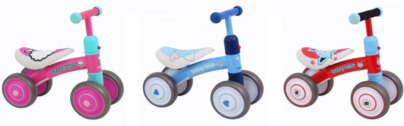 Mini Laufrad für Kleinkinder