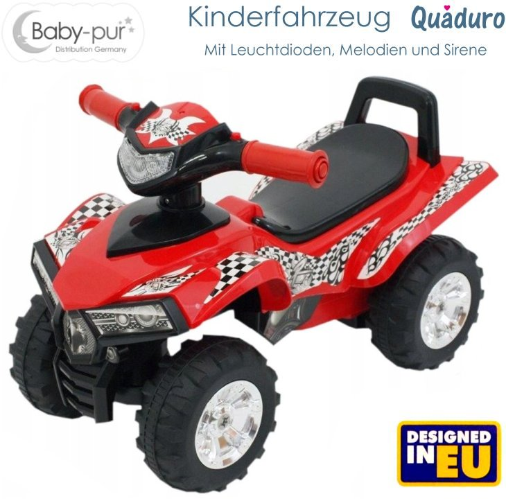 Kinder Motorrad Quad