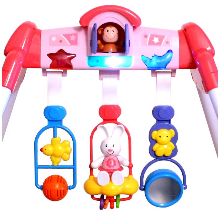 Baby Spielcenter Lux Trapez