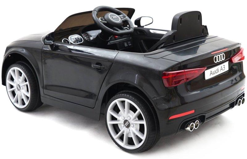 Elektrisches Auto für Kinder Audi A3 Cabrio
