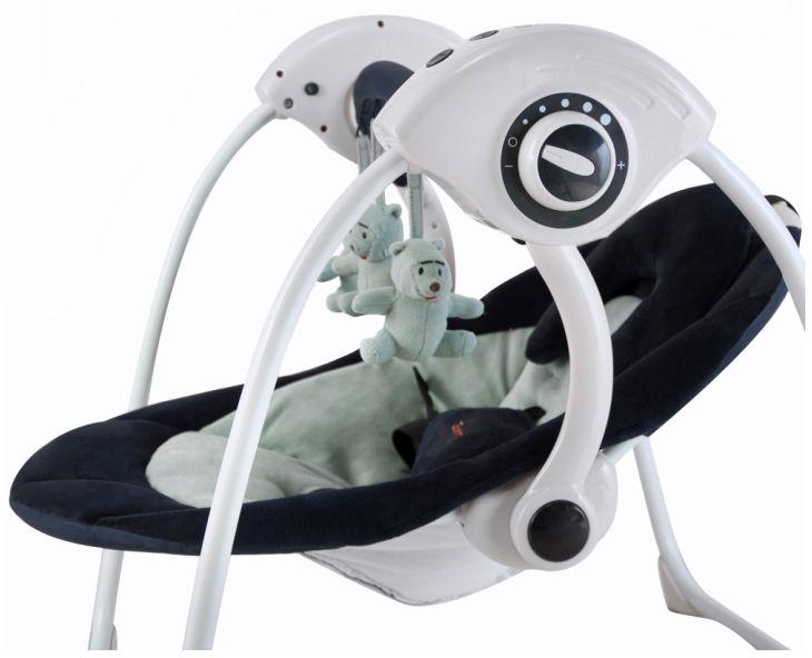 Baninni Reposo Elektrische Babyschaukel