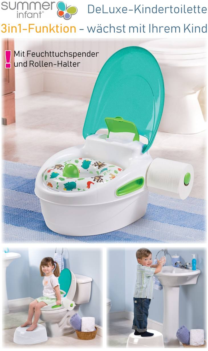 Summer Infant 3in1 Kindertoilette