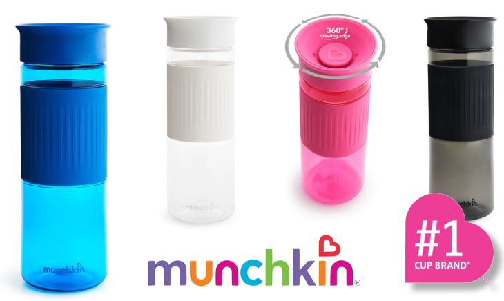 Munchkin 360° Miracle Becher Hydration Flasche