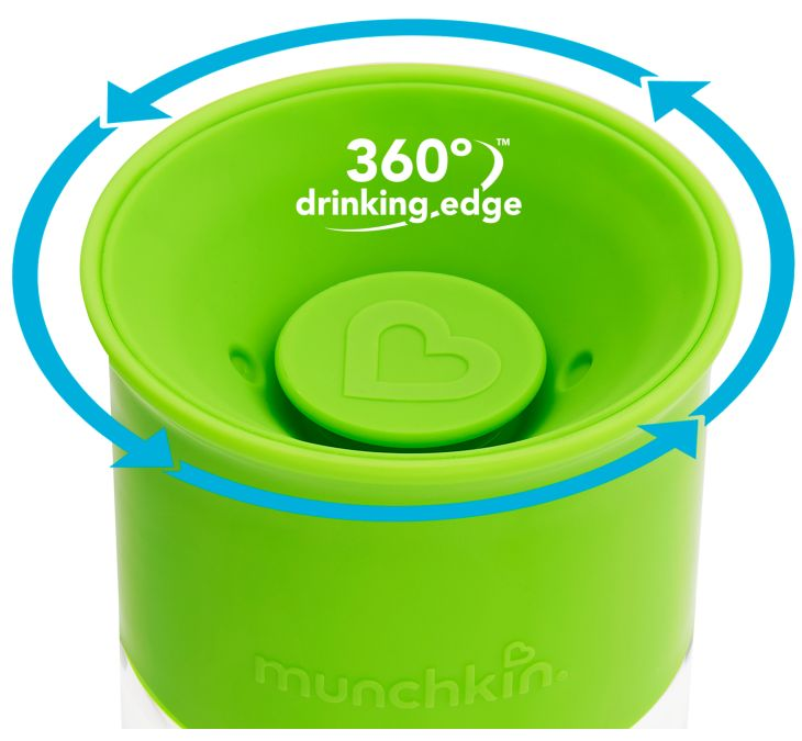 Munchkin 360° Miracle Becher Fruit Infuser Cup
