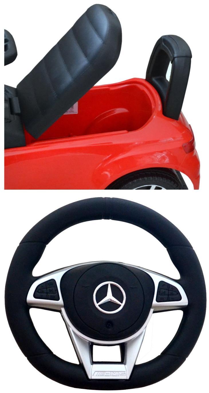 Rutscher Auto Kinderauto Mercedes Benz