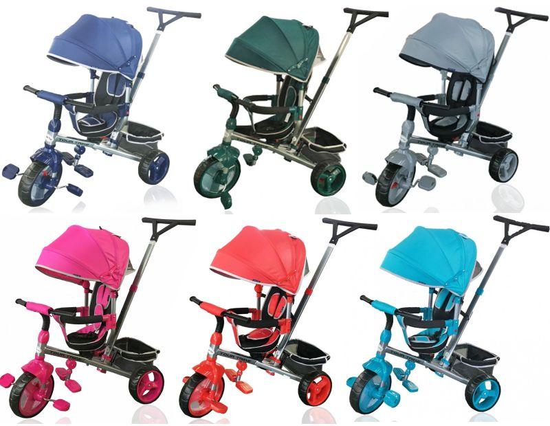 Baby-pur Schiebe-Dreirad Tour Trike