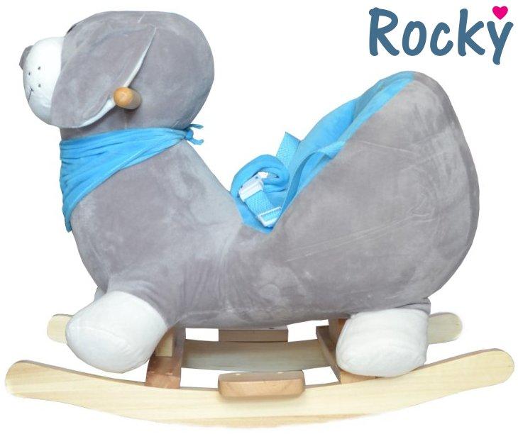 Rocky Baby Kleinkind Schaukeltier Schaukelpferd