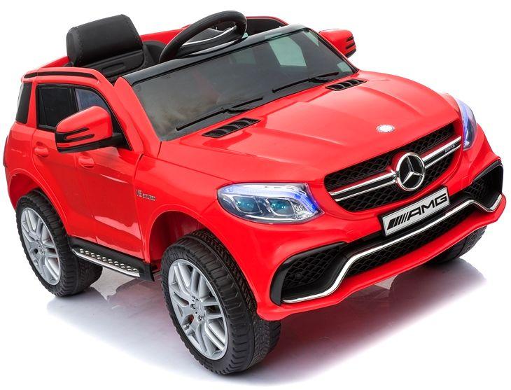 Elektro Auto Mercedes Benz GLE 63S für Kinder
