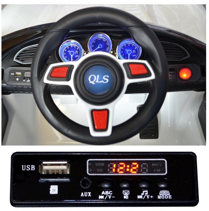 Elektro Auto QLS für Kinder