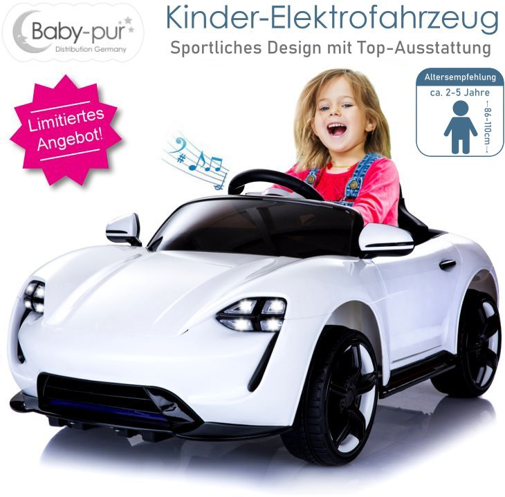 Kinder Elektrofahrzeug QLS Elektroauto