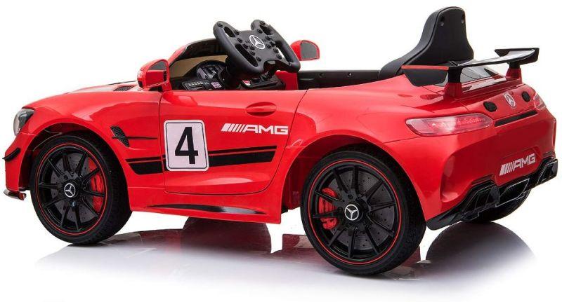 Elektro Auto Mercedes Benz GT4 für Kinder