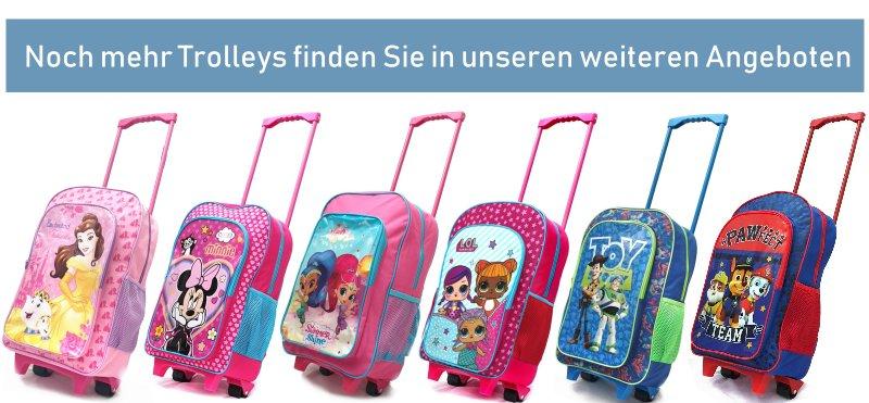 Kinder Trolley Reiserucksack Toy Story 4