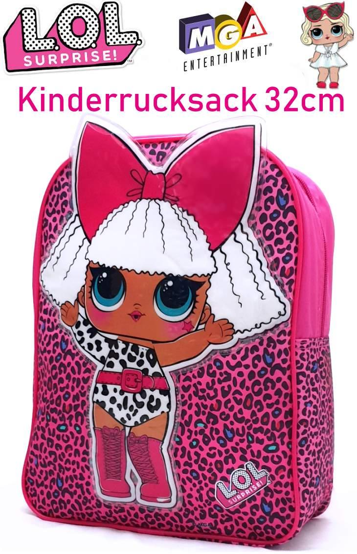 Kinder LOL Surprise Rucksack