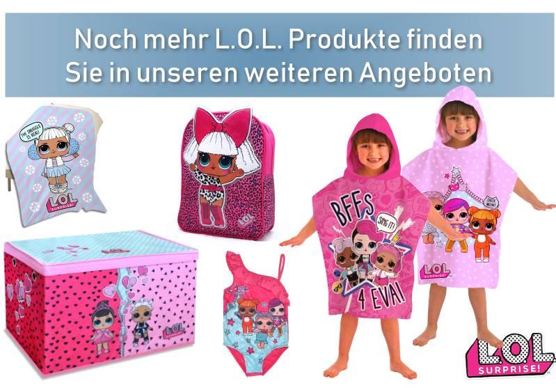 LOL Surprise Produkte bei Baby-pur günstig kaufen