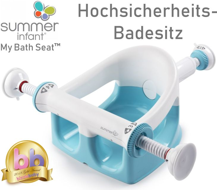 Summer Infant Badesitz My Bath Seat