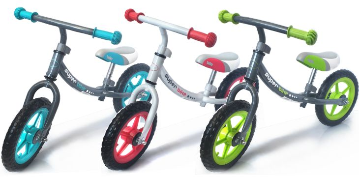 Super Bike Kinderlaufrad 12 Zoll EVA Räder
