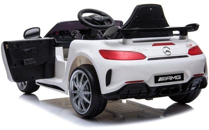 Elektro Auto Mercedes Benz GT-R für Kinder