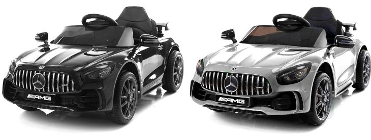 Mercedes GT-R Kinder Elektrofahrzeug Elektroauto