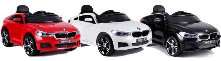 BMW 6 GT Kinder Elektrofahrzeug Elektroauto