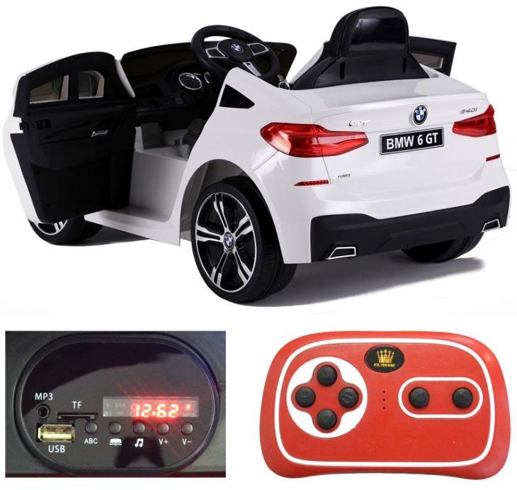 Elektro Auto BMW 6 GT für Kinder