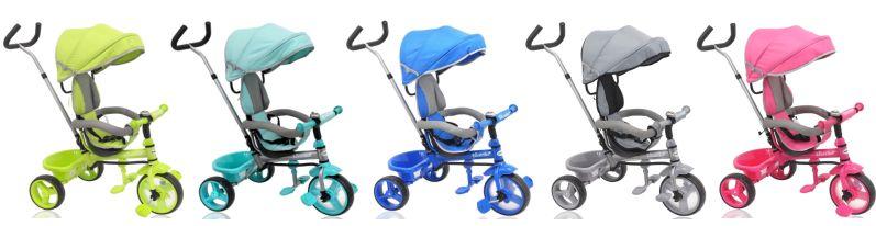 Baby-pur Schiebe-Dreirad Ecotrike 2
