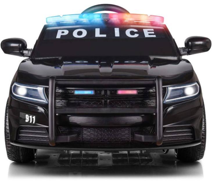 Kinder Elektrofahrzeug Police Polizei Elektroauto