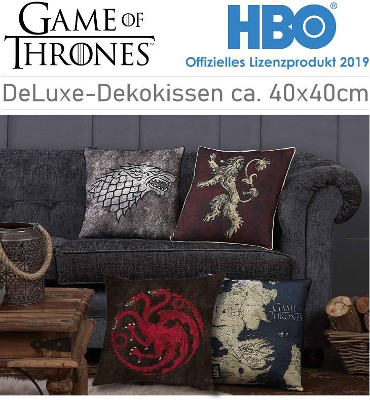 Game of Thrones Dekokissen