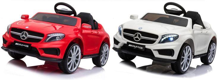Mercedes GLA 45 Kinder Elektrofahrzeug Elektroauto