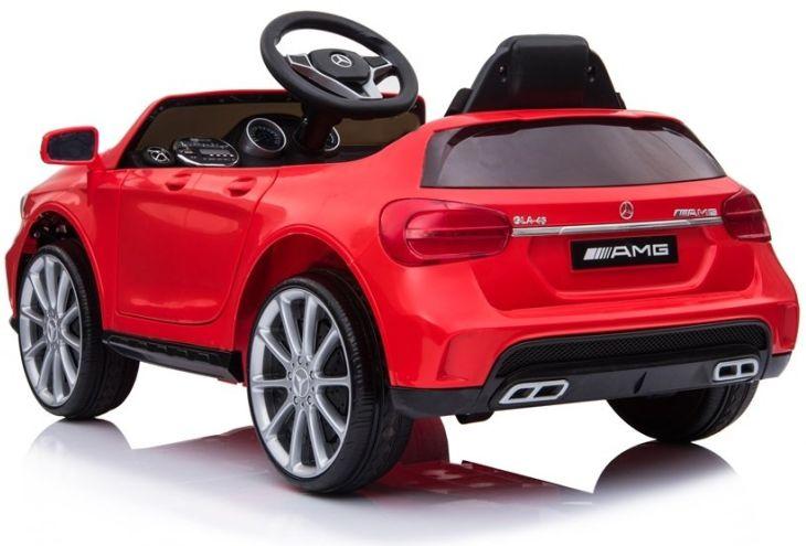 Elektro Auto Mercedes Benz GLA 45 für Kinder