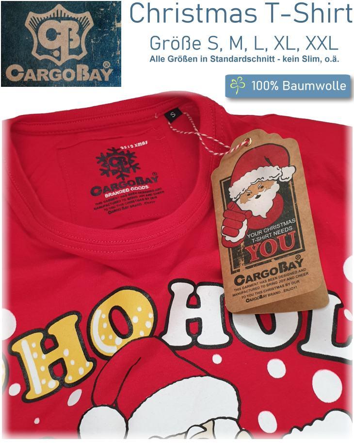 Weihnachts T-Shirt Christmas Shirt