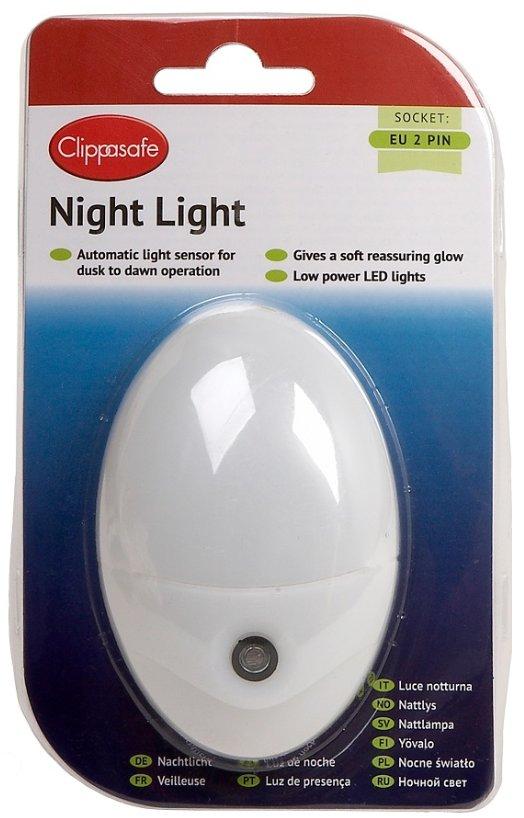 Clippasafe Kinder Nachtlicht mit Sensor plus Dimmer