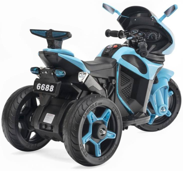 Elektromotorrad für Kinder Powertrike 12V