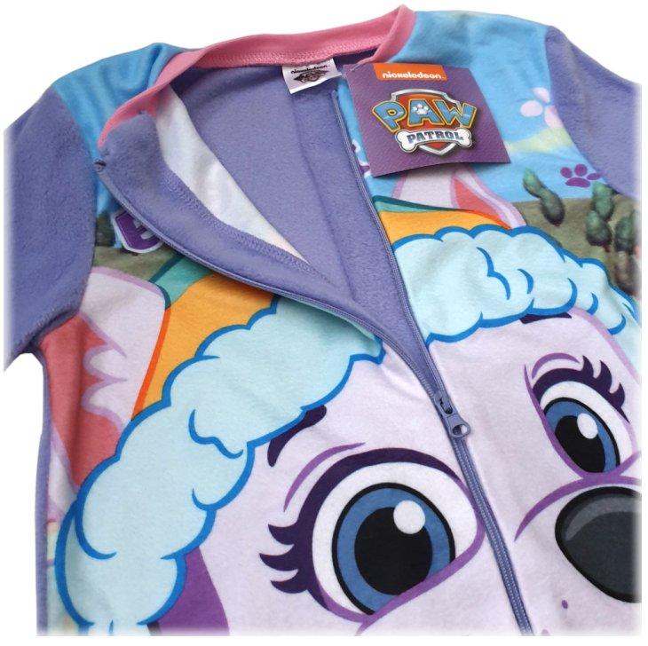 Paw Patrol Everest Kinder Schlafoverall Schlafanzug