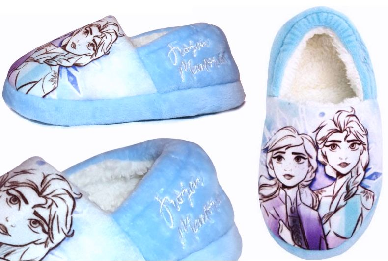 Disney Kinder Hausschuhe Eiskönigin 2