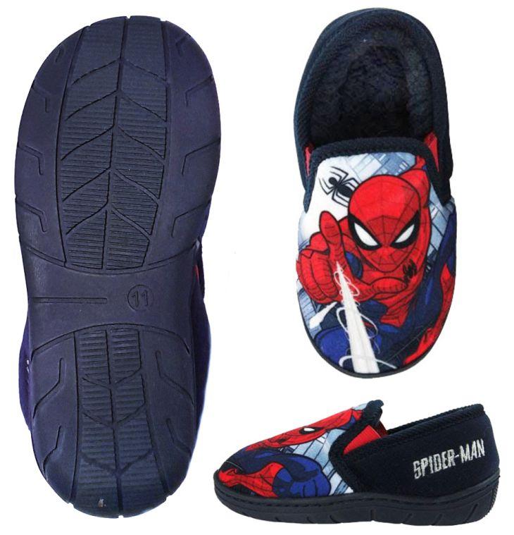 Marvel Kinder Hausschuhe Spiderman