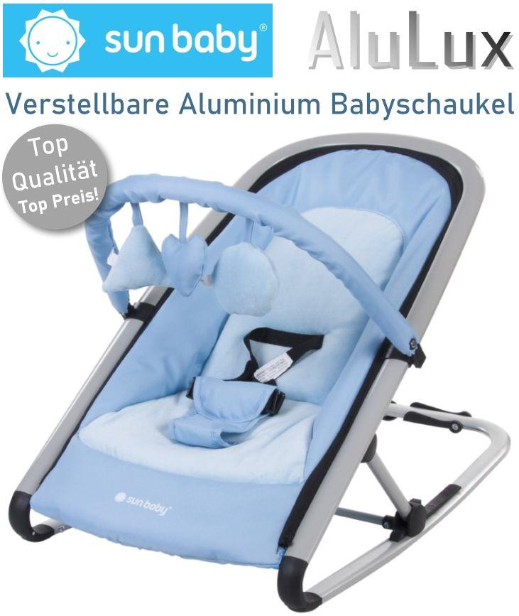 Sunbaby AluLux Babyschaukel