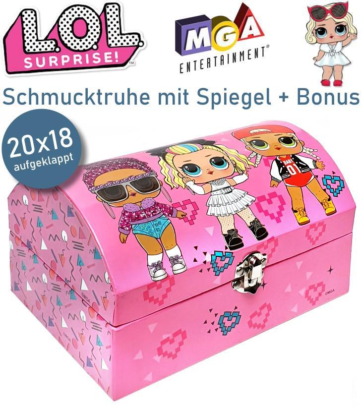 LOL Surprise Friends Schmucktruhe
