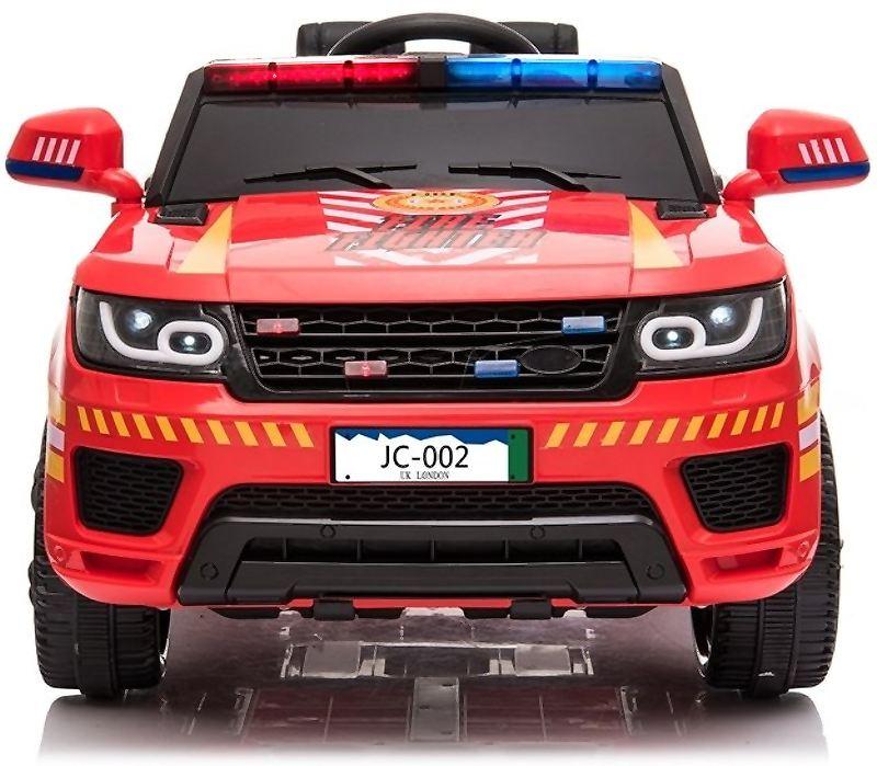 Kinder Elektrofahrzeug US-Feuerwehrauto Elektroauto SUV