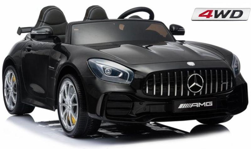 Mercedes Benz GT-R Kinder Elektroauto Zweisitzer
