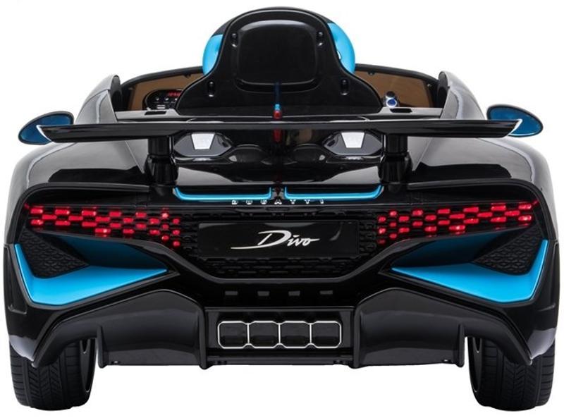 Kinder Elektrofahrzeug Elektroauto Bugatti Divo Speziallackierung