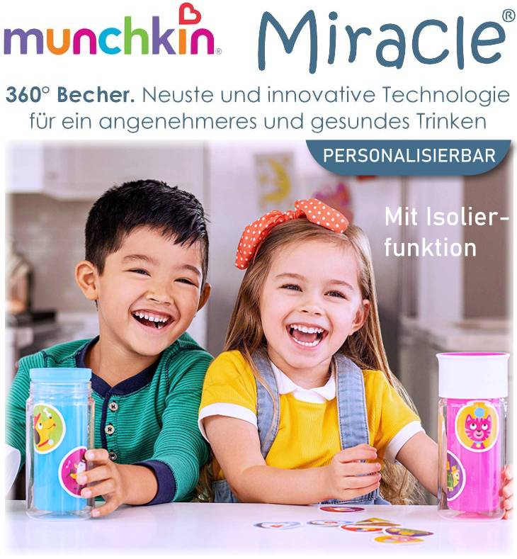 Munchkin Miracle 360° Isolierbecher