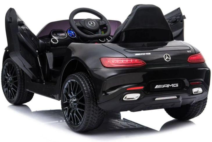 Elektro Auto Mercedes Benz GT für Kinder
