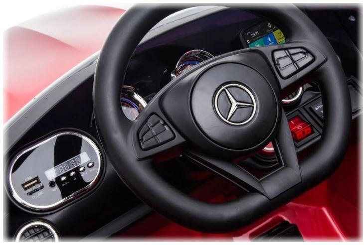 Elektrisches Kinderauto Mercedes GT AMG