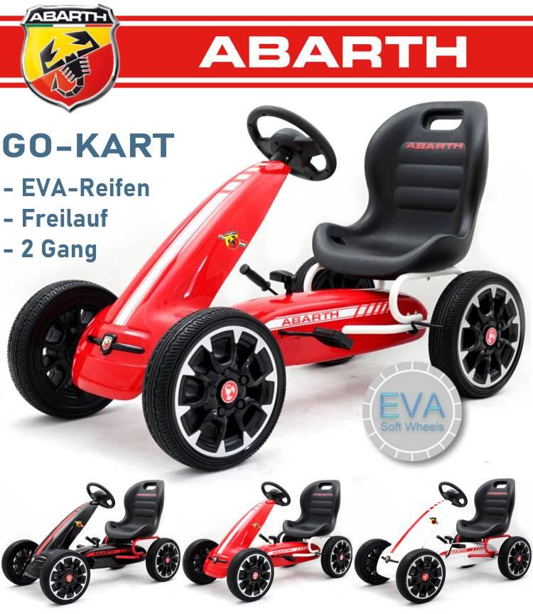 Kinder GoKart Abarth Hamburg