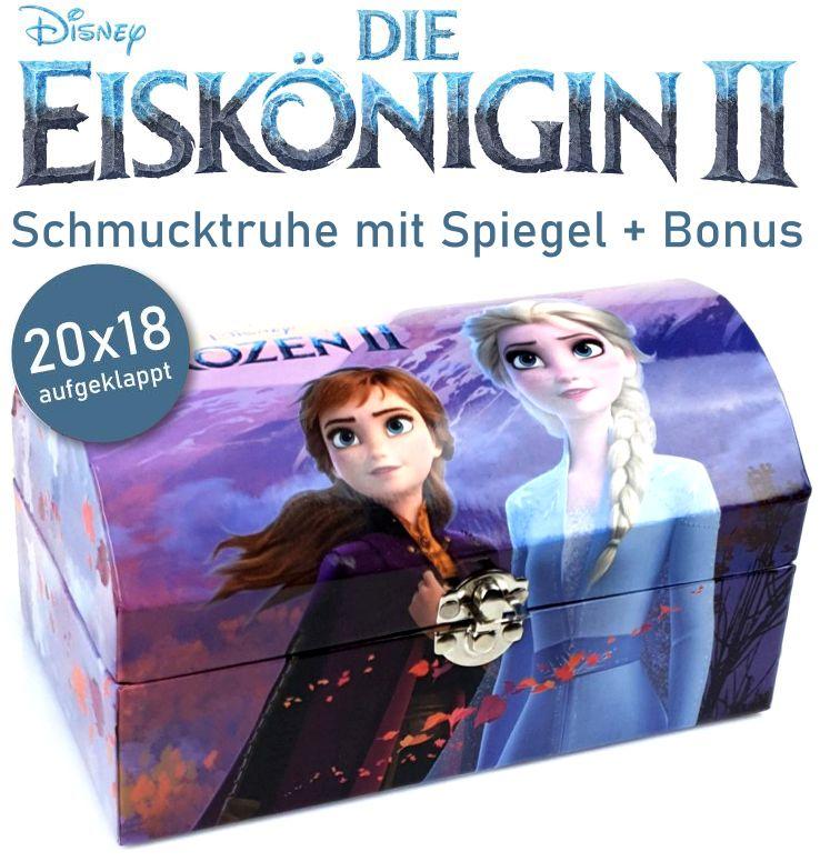 Die Eiskönigin Frozen 2 Schmucktruhe