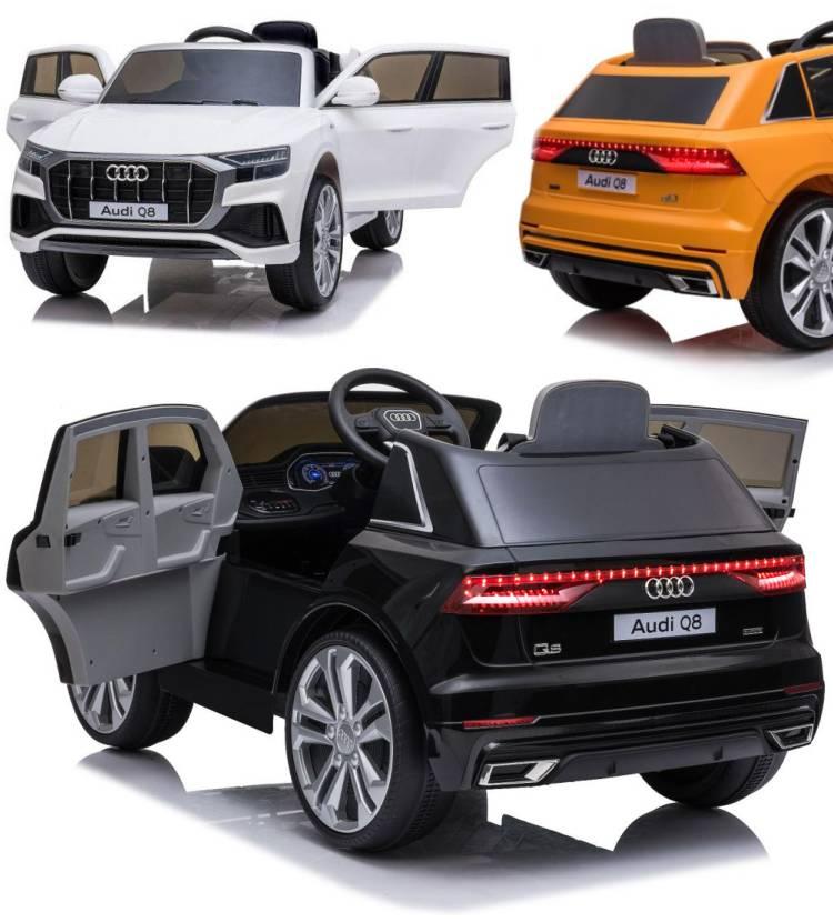 Kinder Elektrofahrzeug Audi Q8 Elektroauto